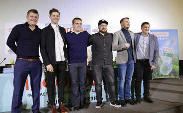 Украинский фильм «Инфоголик» стал одним из лидеров уикенда