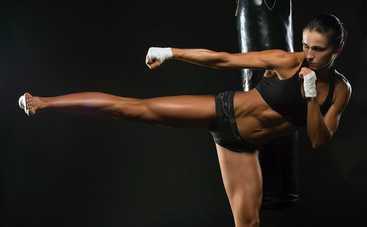 Украинская фитнес-модель покорила Голливуд