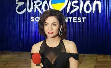 Евровидение-2017: Цибульская рассказала, какое место займет Украина