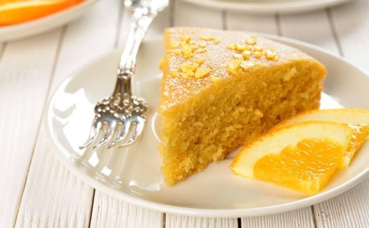 Рецепт постного торта на соке