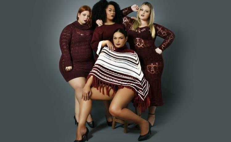 В Бразилии прошел показ мод для женщин «в теле»