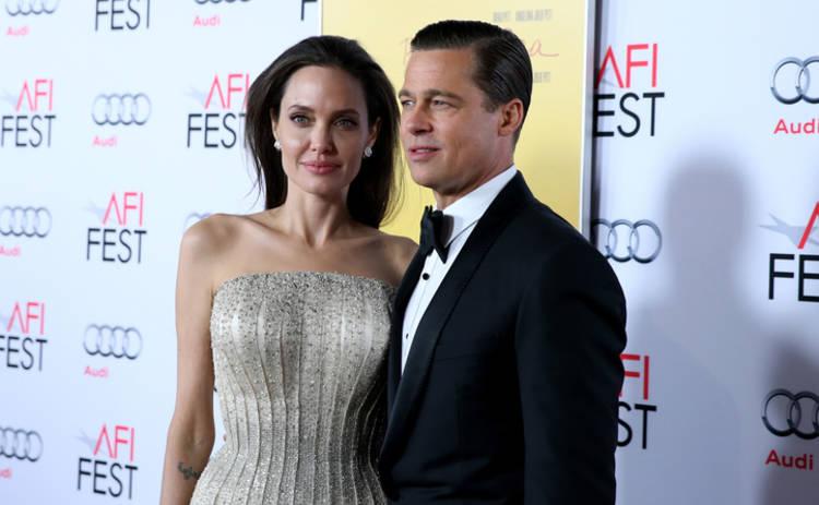 Анджелина Джоли и Брэд Питт возобновили партнерские отношения