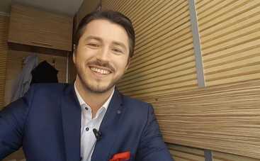 Сергей Притула похвастался достижениями сына (фото)