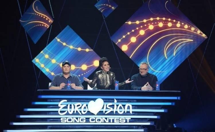 Небачене Євробачення: смотреть 1 выпуск онлайн (эфир от 28.03.2017)