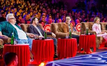 Лига Смеха-3: смотреть выпуск онлайн (эфир от 31.03.2017)