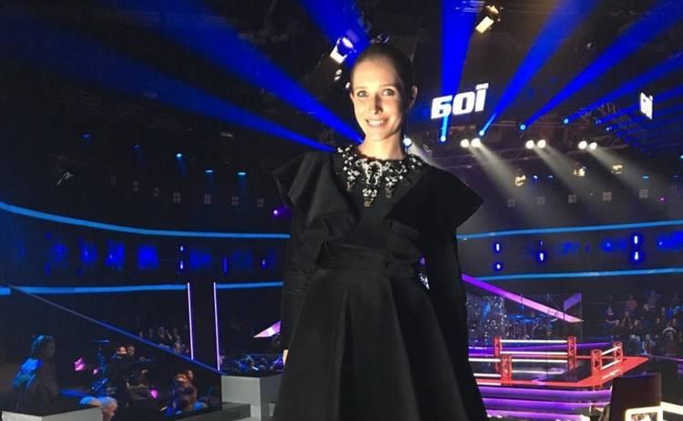 Катя Осадчая похвасталась первым урожаем (фото)
