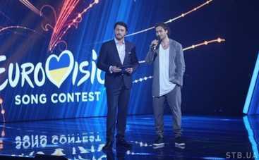 Небачене Євробачення: смотреть 3 выпуск онлайн (эфир от 07.04.2017)