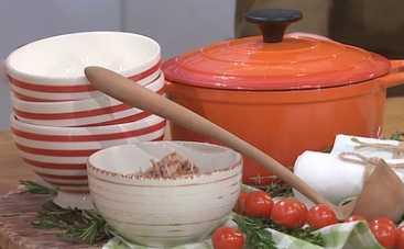 Суп из морской капусты от Константина Грубича (рецепт)