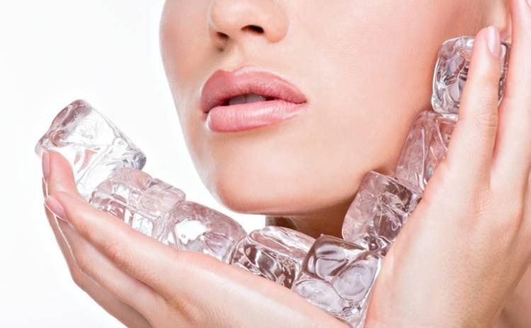 Ледниковый период: используйте лед для кожи правильно