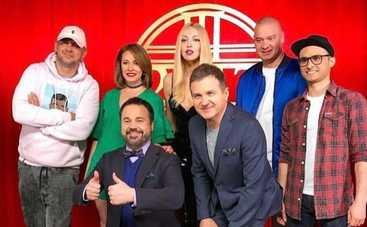 Лига Смеха-3: смотреть выпуск онлайн (эфир от 21.04.2017)