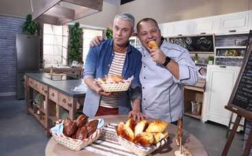 Готовим вместе: пирожки (эфир от 23.04.2017)