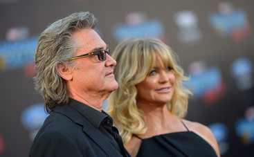 Голди Хоун и Курт Рассел нашли замену бракосочетанию