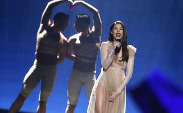 Евровидение-2017: участницы первого полуфинала удивили откровенными нарядами (фото)