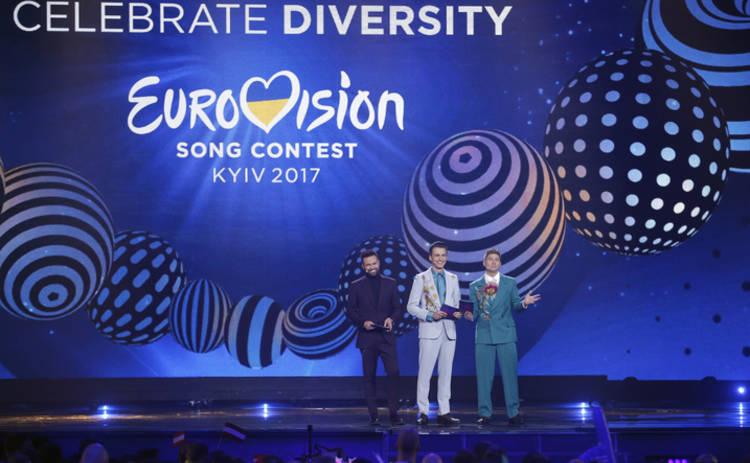 Евровидение-2017: результаты второго полуфинала