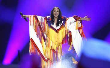 Евровидение-2017: фанат оголил ягодицы во время выступления Джамалы (видео)