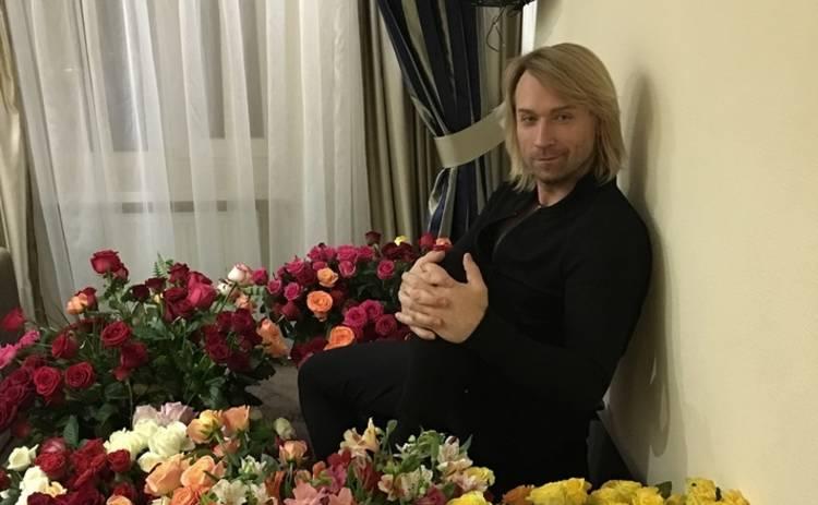 Олег Винник рассказал о своих увлечениях (фото)