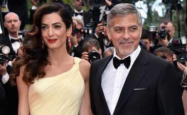 Чем пожертвовал Джордж Клуни ради супруги?
