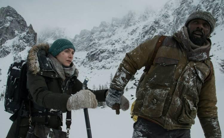Кейт Уинслет и Идрис Эльба потерялись в горах (видео)