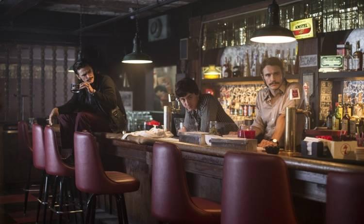 Канал HBO опубликовал тизер мини-сериала с Джеймсом Франко (видео)