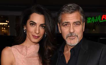 Джордж и Амаль Клуни впервые стали родителями