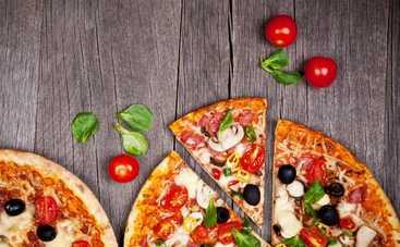 В США приготовили двухкилометровую пиццу (видео)