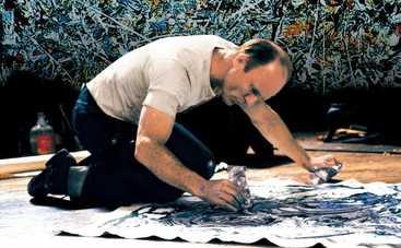 Утерянную картину Поллока обнаружили в обычном гараже