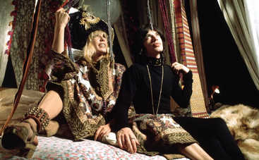 Умерла модель и муза «The Rolling Stones» Анита Палленберг