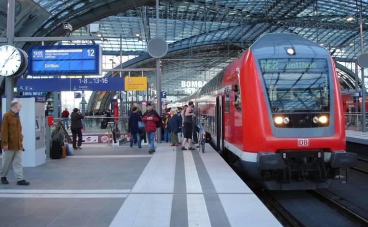 В Германии пассажиров будут поощрять за опоздание