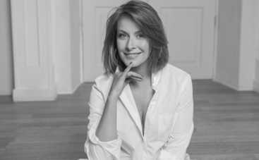 Елена Кравец показала свою естественную красоту (фото)