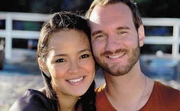 Супруга Ника Вуйчича беременна двойней