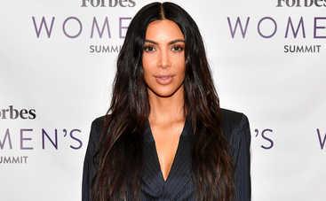 Ким Кардашьян выпустила свою линию косметики