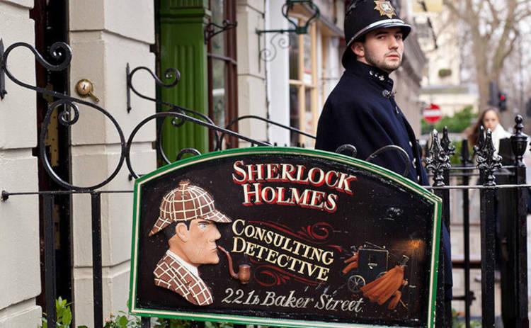 Два Шерлока на одном фото: невозможное возможно?