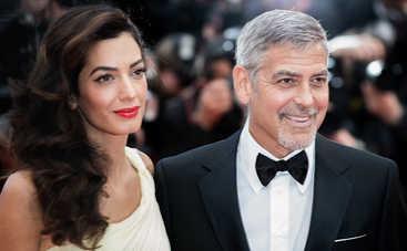 Джордж Клуни в шоке от счастья