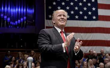 New York Post опубликовала статью о Дональде Трампе из трех слов (фото)
