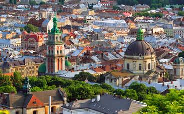 ТОП-5 причин посетить город Львов