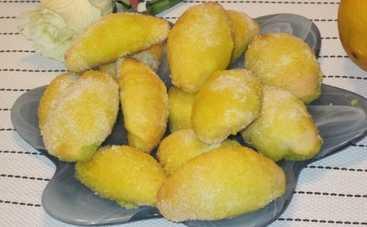 Пирожные «Лимончики» от Татьяны Литвиновой (рецепт)
