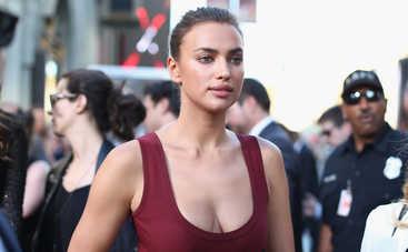 Ирина Шейк покорила поклонников снимком в белье