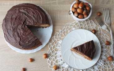 Шоколадный чизкейк (рецепт)