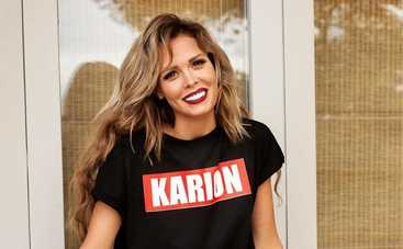 Российская актриса разделась для украинских мужчин (фото)