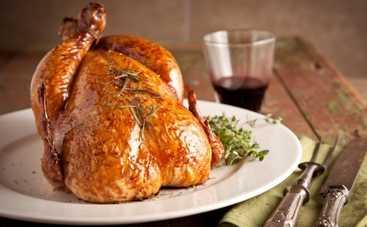 Курица в малиновом соусе (рецепт)