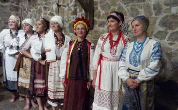 Замок Радомышль на один день стал центром украинской аристократии