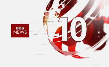 Канал BBC опозорился в прямом эфире новостей (видео)