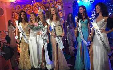 Новой «Мисс Украина Вселенная» стала 18-летняя киевлянка