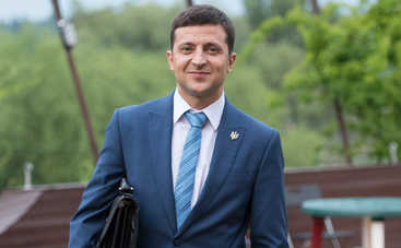 Владимир Зеленский посторонних пускает только в свой кабинет