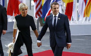 Первая леди Франции назвала недостатки своего мужа