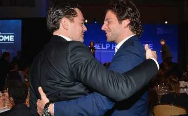 Леонардо Ди Каприо и Брэдли Купер устроили тихий мальчишник