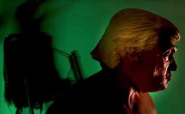 Дональд Трамп разберется с Хиллари Клинтон в «Американской истории ужасов»