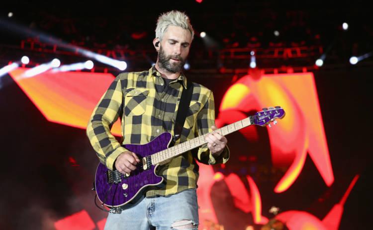Группа Maroon 5 подготовила для поклонников двойной сюрприз