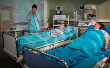 Черговий лікар-3: смотреть 11 серию онлайн (эфир от 01.09.2017)