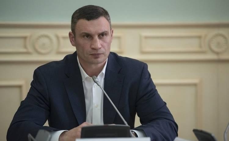 Виталий Кличко оседлал «железного коня»